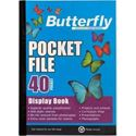 Picture of BUTTERFLY FLIP FILE 40 POCKETS